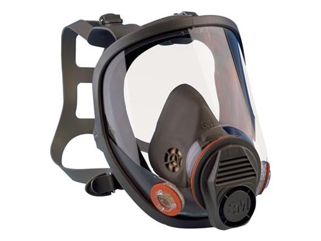 Afbeelding van 3M 6800S Herbruikbaar masker siliconenrubber M