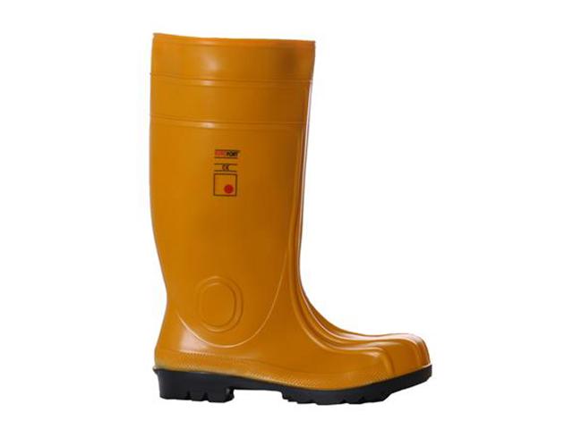 Afbeelding van Eurofort Veiligheidslaars S5 Geel 45 Veiligheidslaarzen