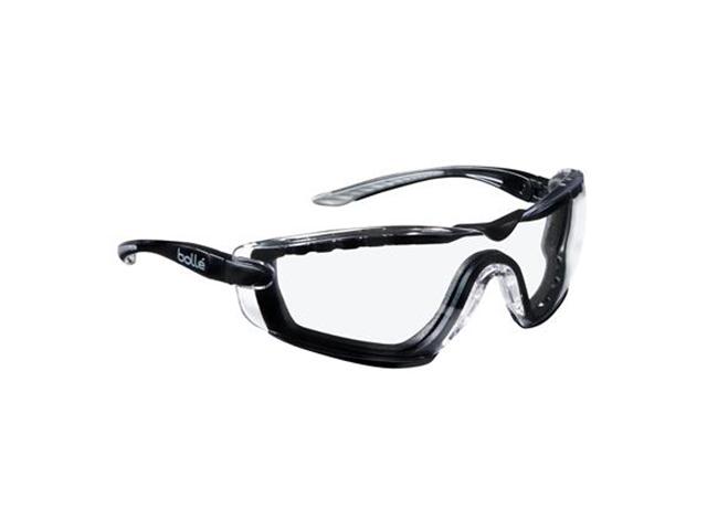 Afbeelding van Bollé Cobra Veiligheidsbril Met Foamrand Zwart Veiligheidsbrillen