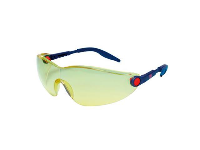 Afbeelding van 3M 2742 Veiligheidsbril Blauw Veiligheidsbrillen