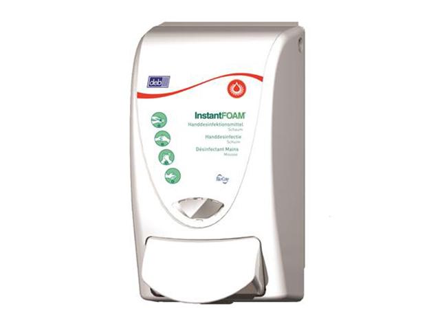 Afbeelding van Deb Stoko Instantfoam 1000 Dispenser Zeepdispensers