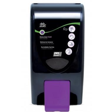 Afbeelding van Deb Stoko Heavy Duty Foam Black Nl Dispenser Zeepdispensers